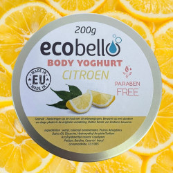 Ecobello Body Yoghurt Citroen