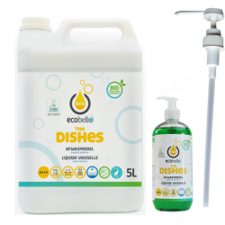 THE DISHES 5L + DISPENSER...