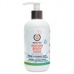 Hands Body Hair navulbare dispenser 250ml (Leeg)