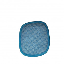 Ecobello Scrubswipe dik 15x18cm Rood/Blauw
