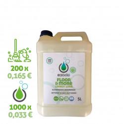 FLOOR & MORE - LOVELY LIME 5L - refill (zonder doseerpompje)