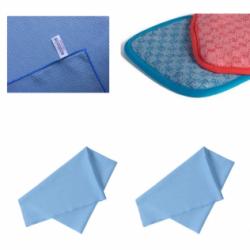 Pakket microvezeldoeken GLAS
